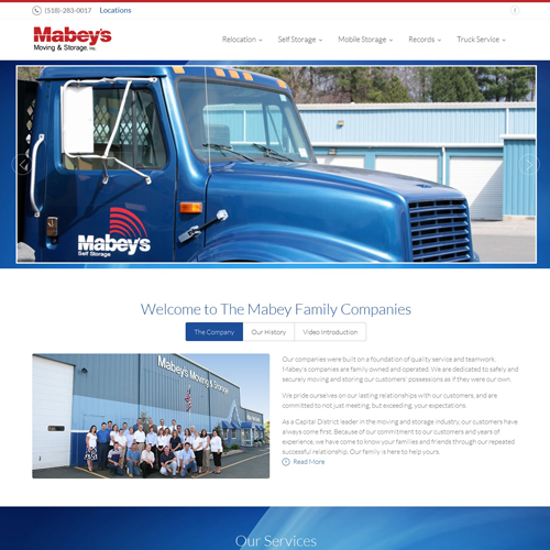 Mabeys Moving and Storage